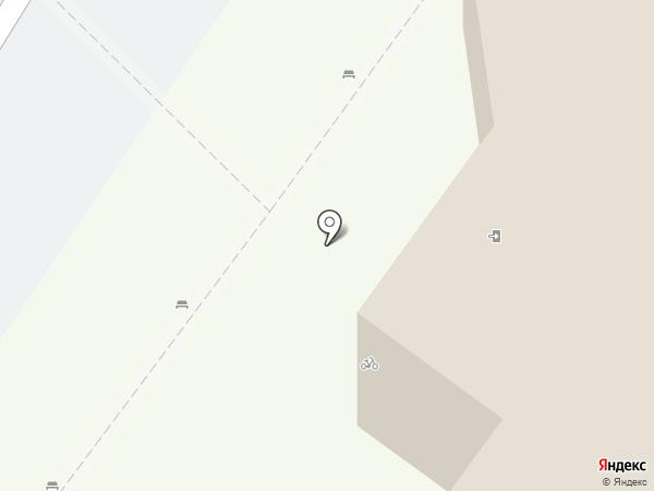 Юниор на карте Ульяновска