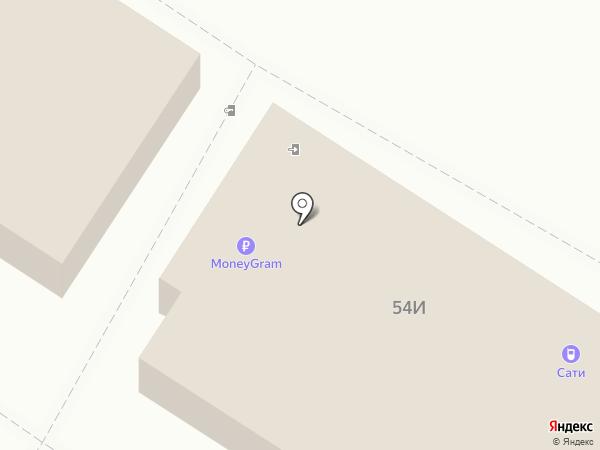 Уютный дом на карте Ульяновска