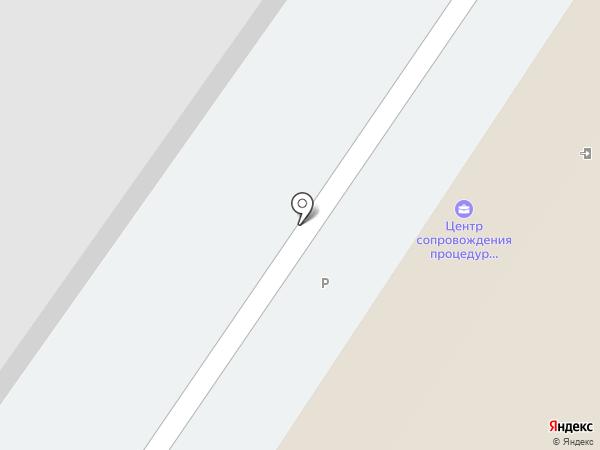 Первый Советник на карте Ульяновска