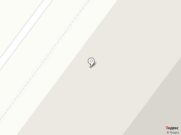 Автодруг173 на карте Ульяновска