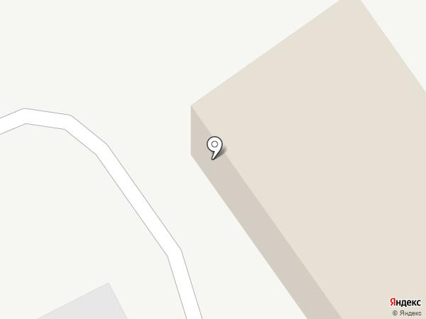 Рэд Авто на карте Ульяновска
