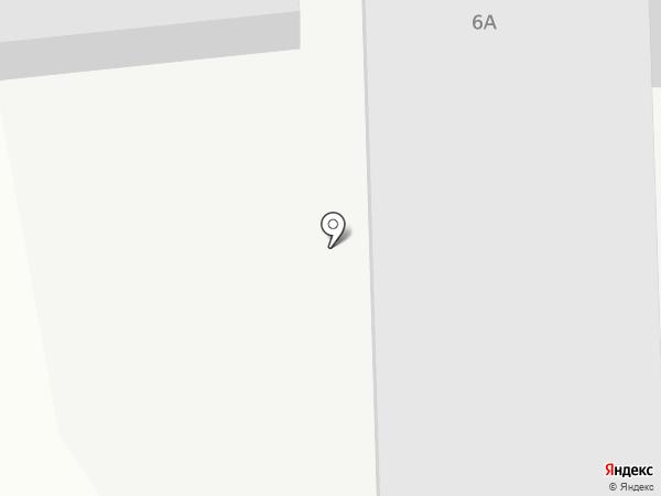 ВолгаМеталлСервис на карте Ульяновска