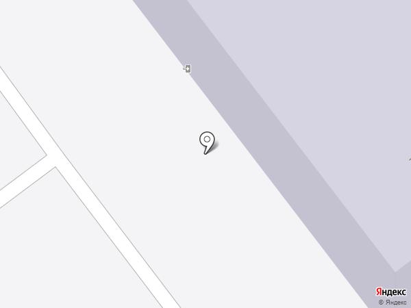 Вечерняя (сменная) общеобразовательная школа №4 на карте Ульяновска