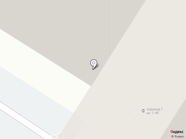 Полив Центр на карте Ульяновска