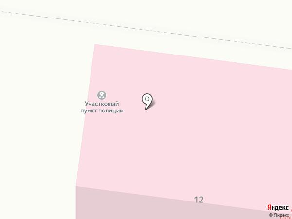 Скорая медицинская помощь на карте Ульяновска