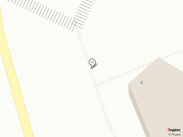 Канистра на карте Ульяновска