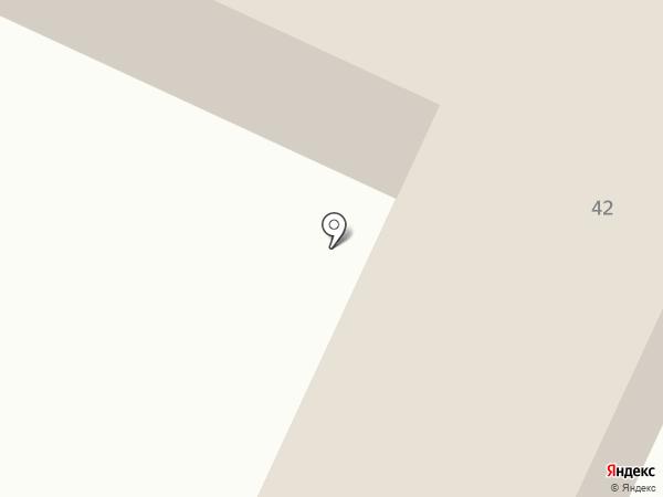 Ульяновская дистанция гражданских сооружений на карте Ульяновска