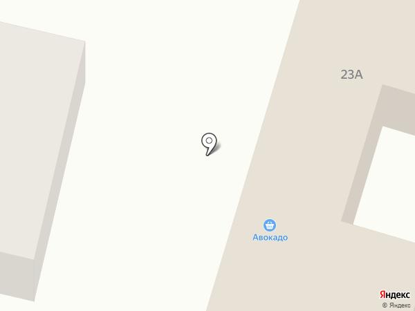 Продуктовый магазин на карте Волжска