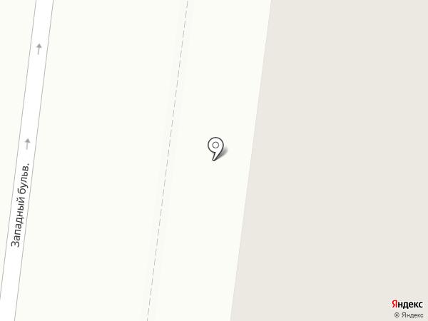 Идея на карте Ульяновска