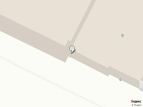 Новна на карте Ульяновска