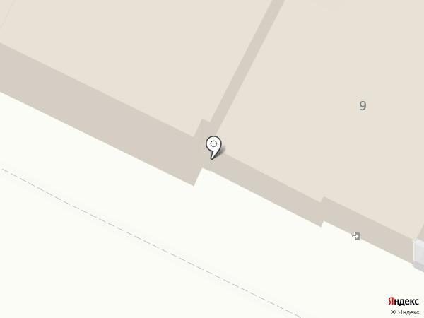 Дормастер на карте Ульяновска