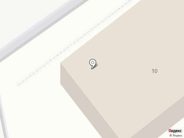 ПромЗащита на карте Ульяновска