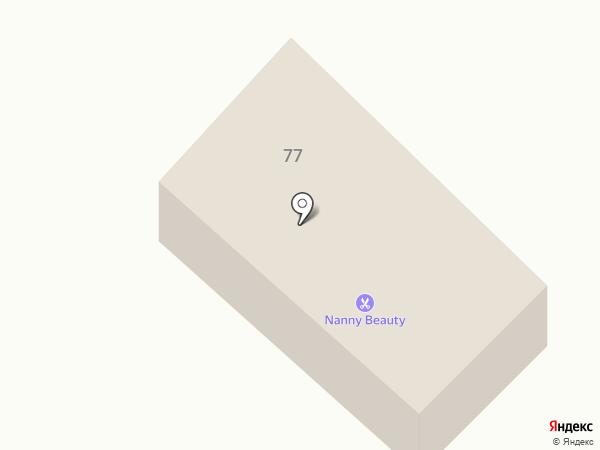 Отдел таможенного оформления и таможенного контроля №2 (г. Волжск) Марийского таможенного поста Нижегородской таможни на карте Волжска