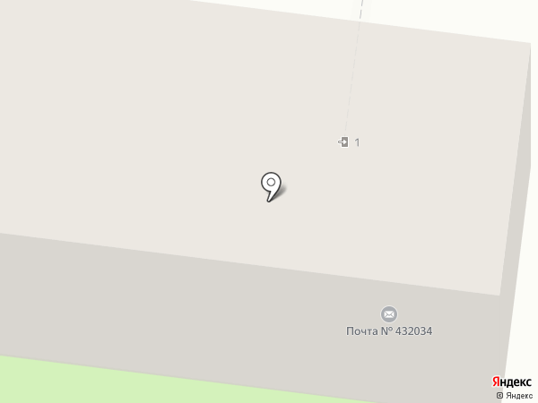 MasterKomp24 на карте Ульяновска