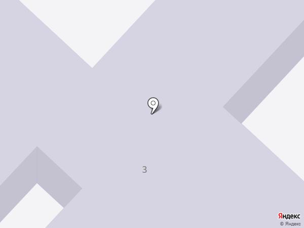 Детский сад №23, Кораблик на карте Волжска