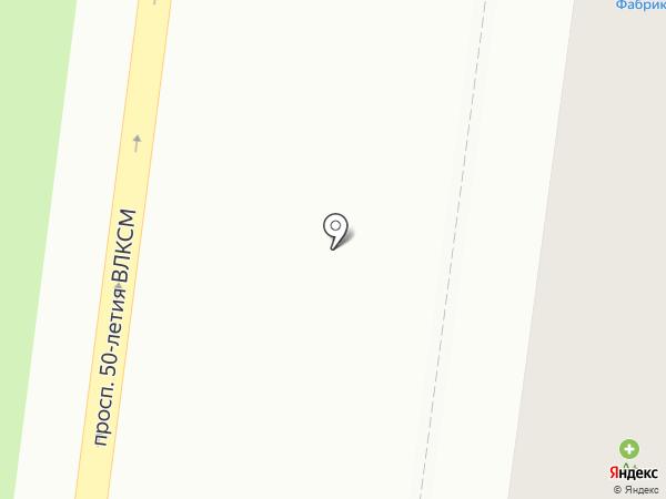 Рандеву на карте Ульяновска