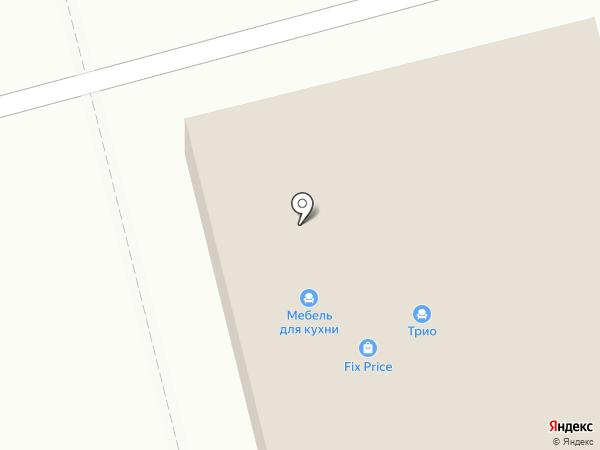 Хозяюшка на карте Волжска