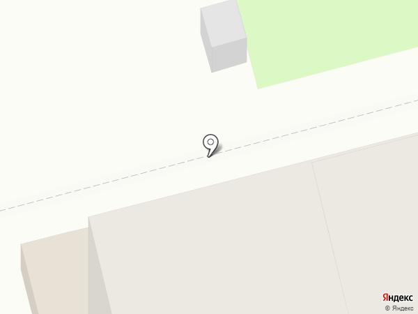 Примула на карте Волжска