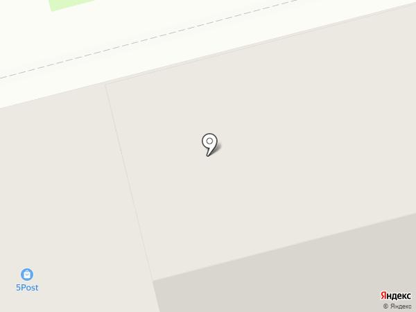 Колесо на карте Волжска