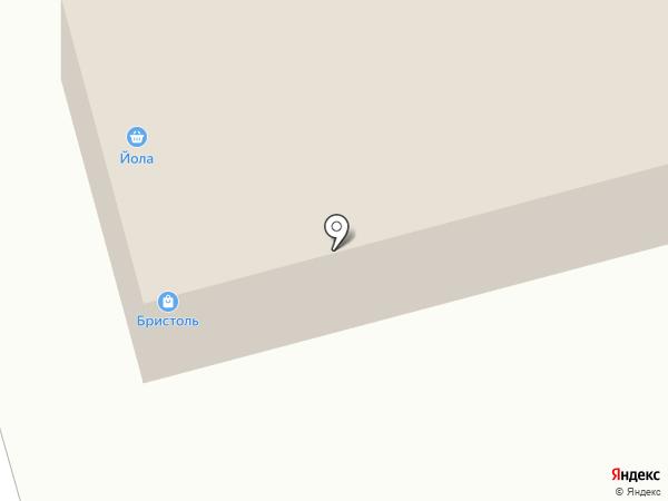 Находка на карте Волжска
