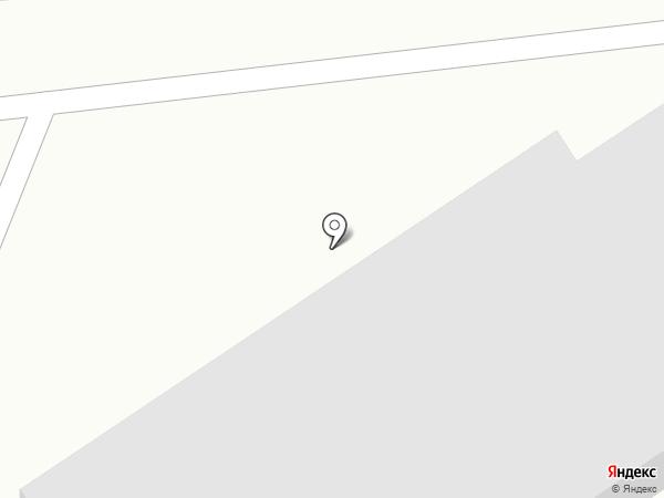 Роща-2 на карте Ульяновска