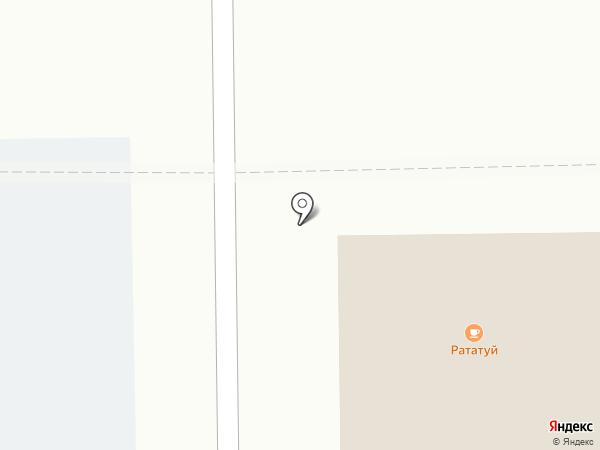 Рататуй на карте Ульяновска