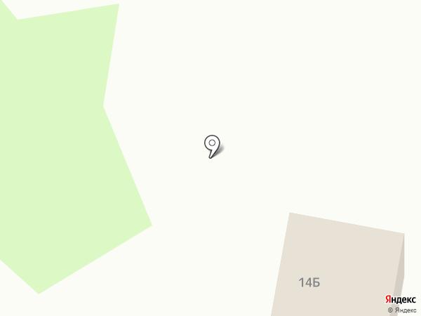 Лагуна на карте Волжска
