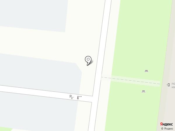 ЗВЕЗДА, ЖСК на карте Ульяновска