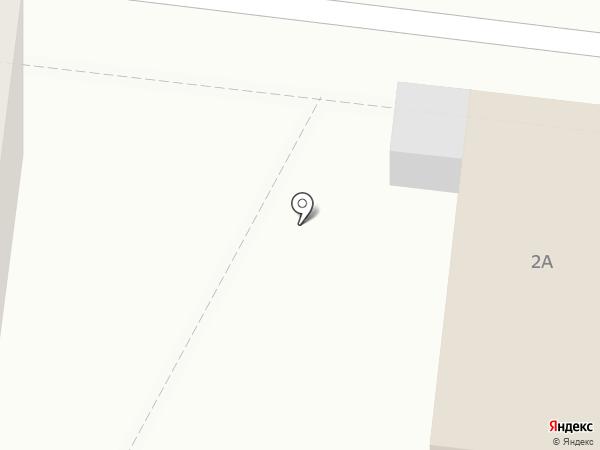 Орион на карте Ульяновска