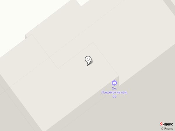 Домострой на карте Ульяновска
