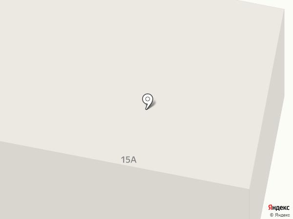 Спутник на карте Волжска