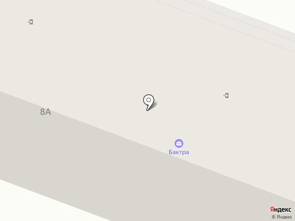 Ютус на карте Волжска