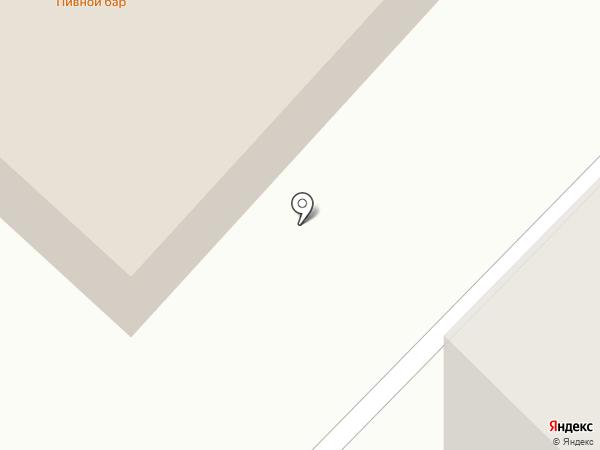 Пивной бар на ул. Мира на карте Волжска