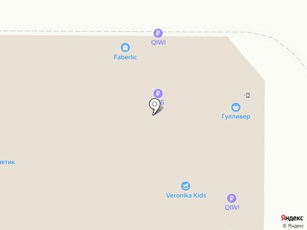 SushiBOX на карте Ульяновска