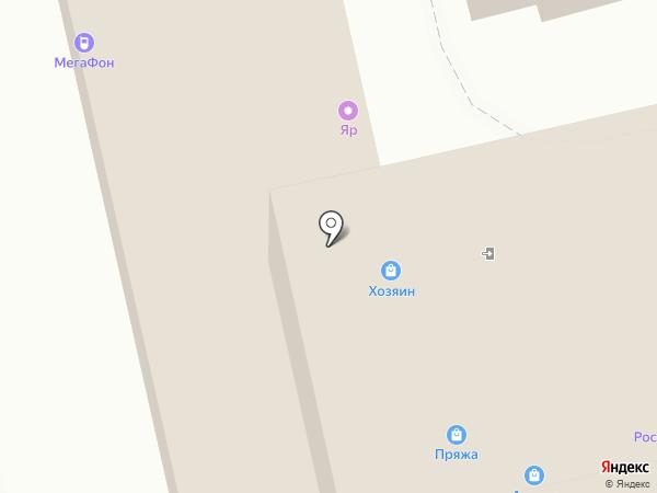 Магазин игрушек на карте Ульяновска