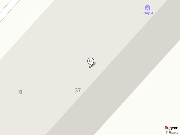 Шарм на карте Волжска
