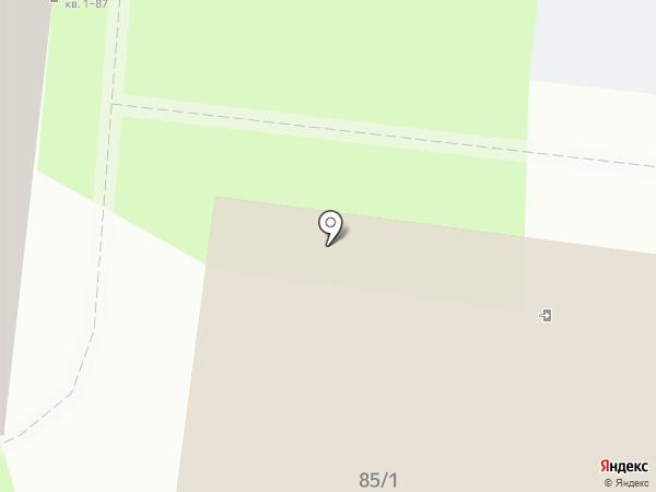 STUDIO85 на карте Ульяновска