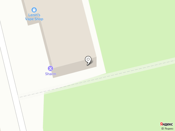 Мясной магазин на карте Ульяновска