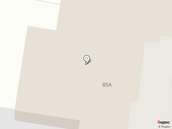 Прованс на карте Ульяновска