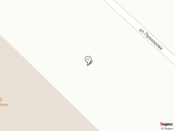 Бриз на карте Волжска