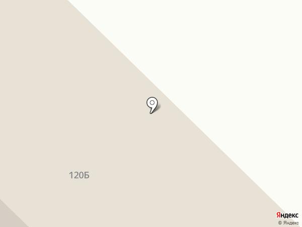 Магазин одежды и обуви на карте Волжска