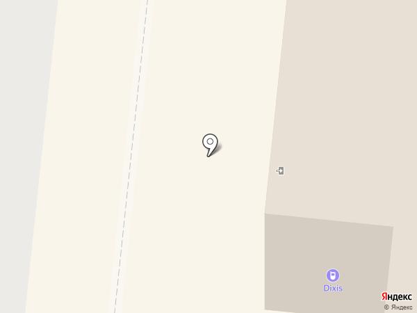 Хотару на карте Ульяновска