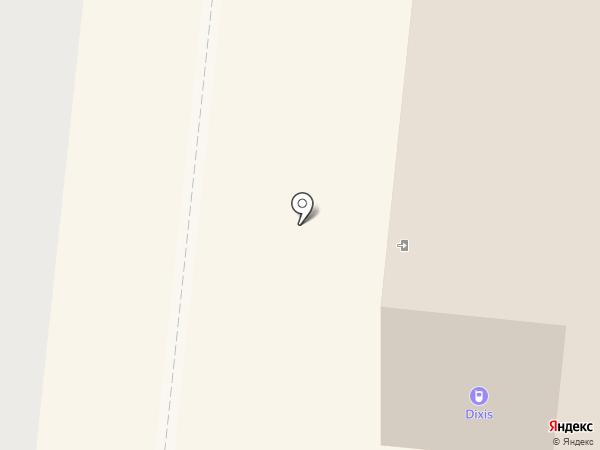 Корсар на карте Ульяновска