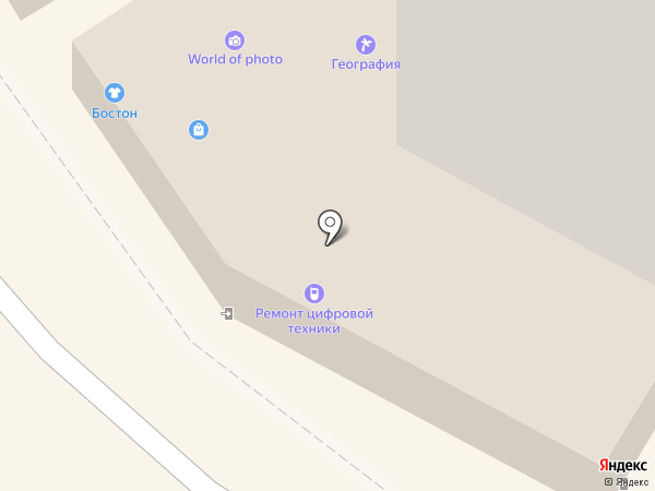 Золотая звезда+ на карте Ульяновска