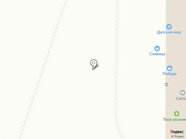 Стало Мало на карте Ульяновска