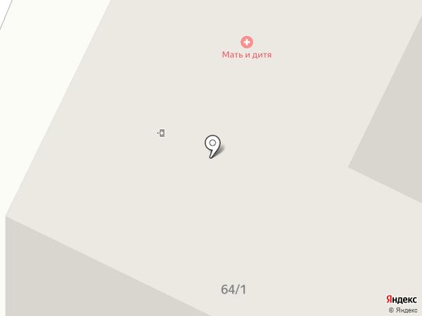 Межрегиональная домостроительная компания на карте Волжска