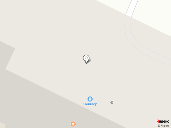 Гранит на карте Волжска