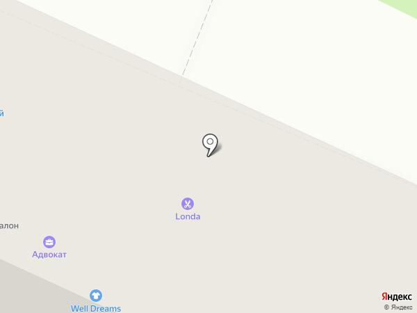 ЭТАЛОН на карте Волжска
