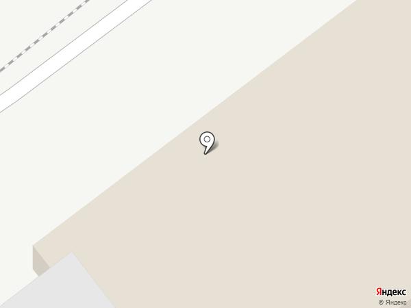 Интерторг на карте Ульяновска