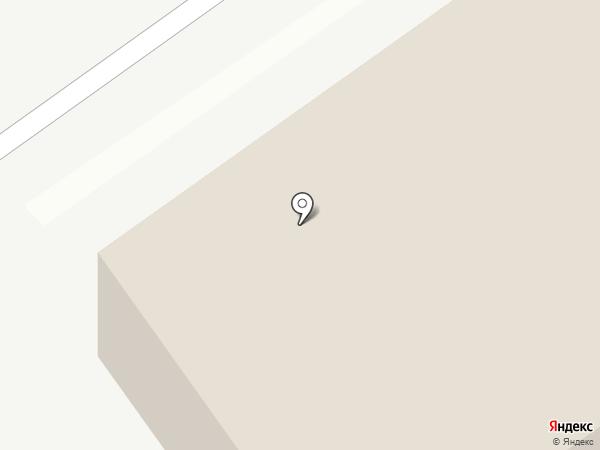Симбирск-Кроун на карте Ульяновска